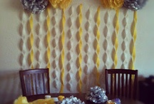 Baby shower / by Jessica Buckley