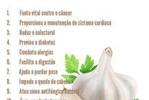 Benefícios alimentos