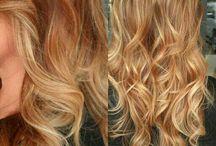 Hair / Hair styles & ideas