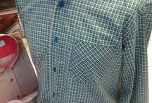 handmade shirts / χειροποιητα υποκαμισα