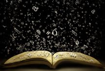 Books & Bookish Things / Books, Books, Books: it's about the beauty of the language, the power of description and imagination.  It's all about the story, the magic of being transported, of suspending all disbelief. Erm, oh yes - you learn a lot as well! / by Lynn Hillston