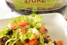 Few ingredient dinners / by Shannon Jeannine