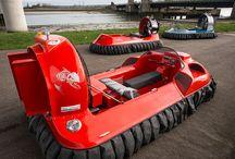 Modern Hovercrafts