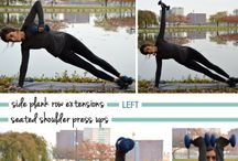 Body workout / Be fit