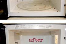 cleaning ideas