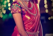 South Indian Bride / Click here for featured and stunning pictures of South Indian bride
