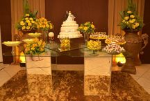Mesa do bolo