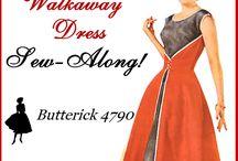 Walkaway dress