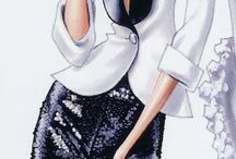 Arturo Elena Fashion Illustrator