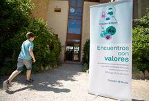 Encuentros con valores - Valencia (mayo 2015) / Visita de clientes de Triodos Bank al albergue de Actio, en Valencia, donde pudieron ver en persona esta actividad que combina turismo sostenible y educación ambiental y que ha sido financiada con sus ahorros