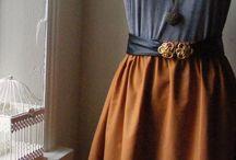 Dressmaking inspiration / by Helen .
