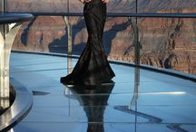 Ziad Nakad Haute Couture Fall/Winter 2013-2014 - Grand Canyon Show / The breathtaking Collection. #ziadnakad #ZN #International #lebanese #beirut #fashiondesigner #HauteCouture #Fall #Winter #2013 #2014 #Collection #Show at #Grand #Canyon #USA
