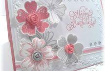 xxx Flower Shop Bundle Blume Stampin' Up!