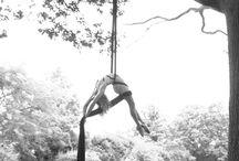 acrobacia / gimnasia