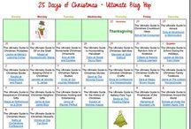 Christmas crafts / by Christina Dodd