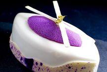不规则小蛋糕