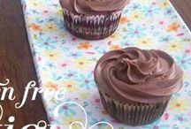 Glutenfree cupcakes