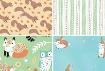 Fabrics I like