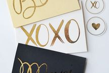 Stationery: Note & Greeting cards