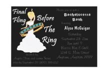 Bachlorette, Bridal Shower & Pre-Wedding Celebrations  / by Celina Concepcion Diaz