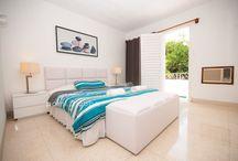 Cozy bedrooms in Havana