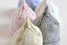 Knitting patterns Preemie / by Linda Whaley