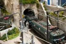 modell train