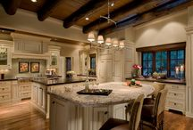 I ... Interiors - Kitchens / by Claudia Black