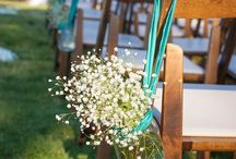 Wedding Color Ideas: Teal/Turquoise