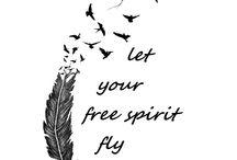 free spirit with a wild heart