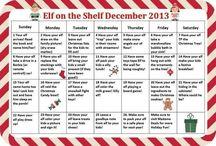 1st year Elf on shelf