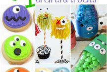 Characters / Favorite crafts, recipes, foods, diy related to different cartoon and book characters! Perfect for party planning!