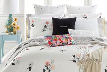 Kate spade inspired bedroom