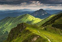 Prírodné krásy Slovenska