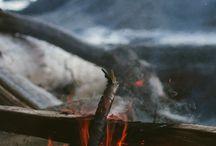 Flame - oheň