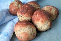 LCHF Brød og boller