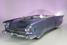 1950s space age