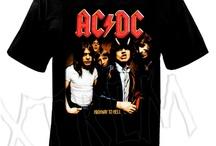 Camisetas de Grupos Heavy Metal y Rock / Camisetas oficiales de grupos Heavy Metal en XTREM.