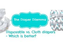 Diapering Baby