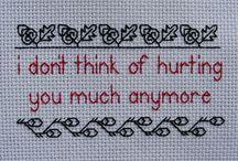 just sayin' / by Sonya Hallmark