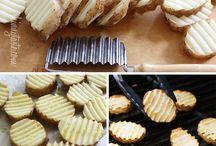 potatoes/burgonya