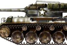 WW2 - M18 HELLCAT