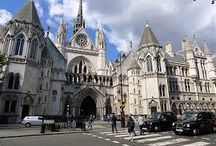 Royal Courts of Justice Tour / ILSPA Students have the opportunity to attend a tour of the Royal Courts of Justice which takes place monthly.