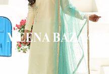 Pakistan & india fashion