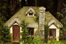 Whimsical Cottages / Tiny cottages for guesthouses, studios, or playhouses