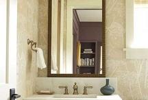Bathrooms / by Pam Merrigan
