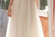 Robe de mariée pour mariage à la plage / Beach wedding dress