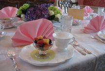 Real Parties: High Tea / Compilation of Tea Parties coordinated/styled by Partytopia, along with ideas for future events