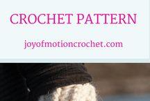 Mittens Crochet Patterns