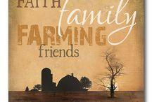 Farming / by Denise Streeter